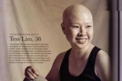 Featured in Her World magazine