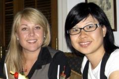 with Martine of Freedom Wigs Australia